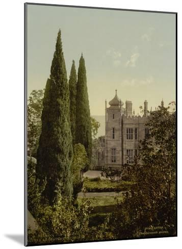 Alupka Imperial Palace, 1890S--Mounted Giclee Print