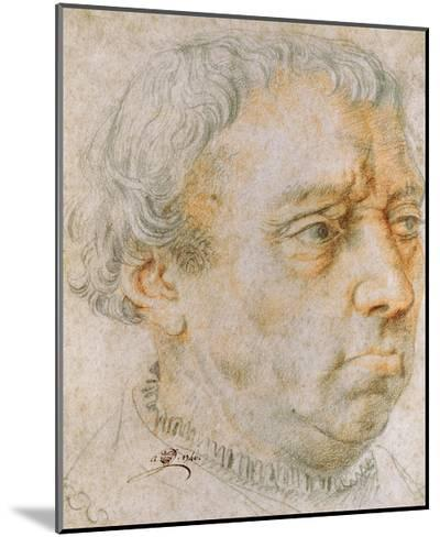 Portrait of a Man, 1740--Mounted Giclee Print