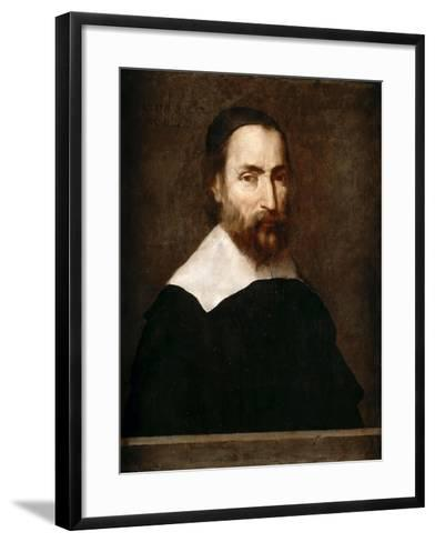Nicolas-Claude Fabri De Peiresc (1580-163)-Louis Finson-Framed Art Print