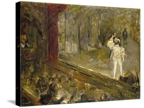 Francisco D'Andrade as Don Giovanni in Mozart's Opera-Max Slevogt-Stretched Canvas Print