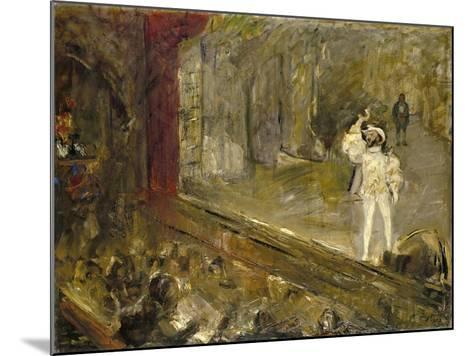 Francisco D'Andrade as Don Giovanni in Mozart's Opera-Max Slevogt-Mounted Giclee Print