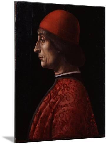 Portrait of Giovanni Francesco Brivio--Mounted Giclee Print