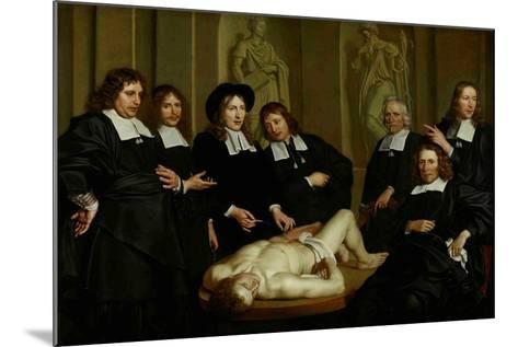 The Anatomy Lesson of Dr. Frederik Ruysch, 1670 Giclee Print by ...