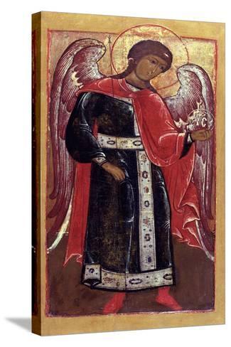 Saint Michael the Archangel--Stretched Canvas Print