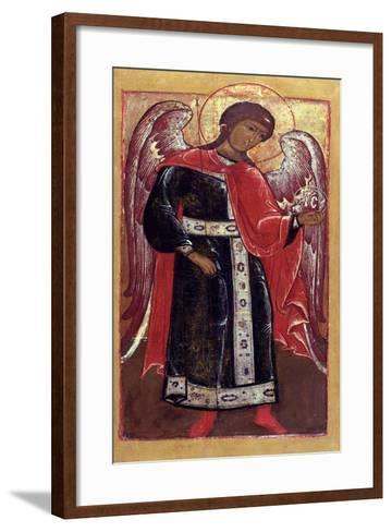 Saint Michael the Archangel--Framed Art Print