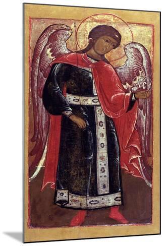 Saint Michael the Archangel--Mounted Giclee Print