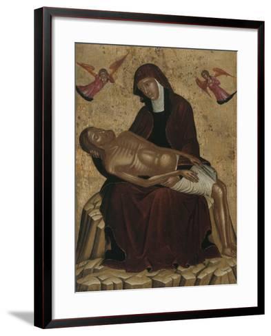 Pietà--Framed Art Print