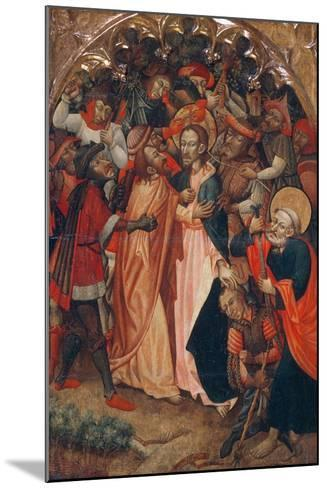 The Kiss of Judas--Mounted Giclee Print