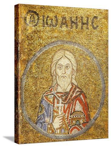 John, Martyr of Sebaste--Stretched Canvas Print