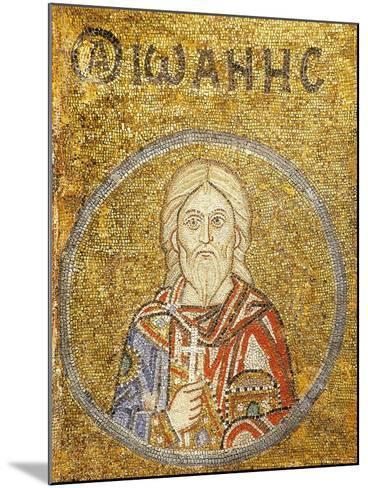 John, Martyr of Sebaste--Mounted Giclee Print