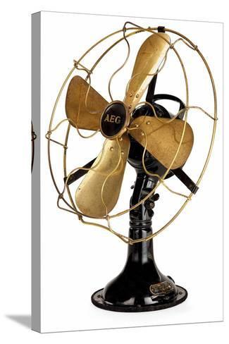 Aeg Mechanical Fan-Peter Behrens-Stretched Canvas Print
