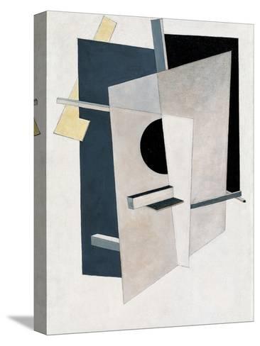 Proun 6-El Lissitzky-Stretched Canvas Print