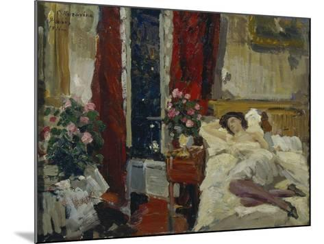 In the Room-Konstantin Alexeyevich Korovin-Mounted Giclee Print