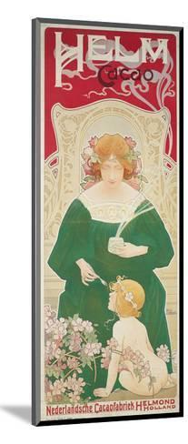 Helm Cacao-Henri Privat-Livemont-Mounted Giclee Print