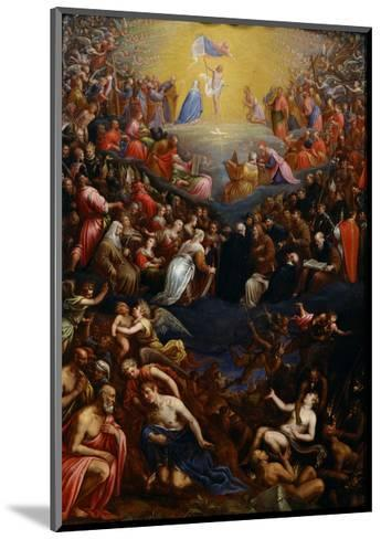 The Last Judgment-Leandro Bassano-Mounted Giclee Print
