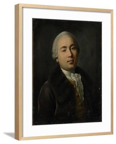 Portrait of Count Valentin Platonovich Musin-Pushkin (1735-180)-Pietro Antonio Rotari-Framed Art Print
