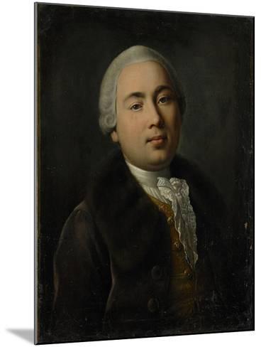 Portrait of Count Valentin Platonovich Musin-Pushkin (1735-180)-Pietro Antonio Rotari-Mounted Giclee Print