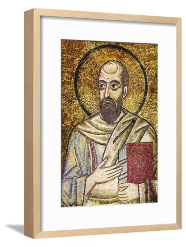 The Apostle Paul (Detail)--Framed Art Print