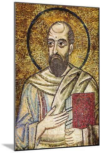 The Apostle Paul (Detail)--Mounted Giclee Print