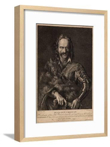 Francis II Rákóczi, 1704--Framed Art Print