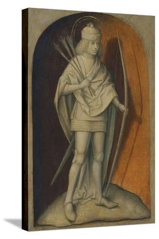 Saint Sebastian--Stretched Canvas Print