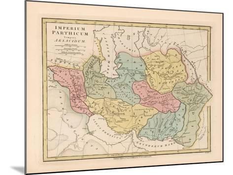 Imperium Parthicum (Parthian Empir)-Robert Wilkinson-Mounted Giclee Print