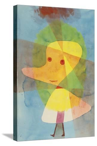 Small Garden Ghost-Paul Klee-Stretched Canvas Print