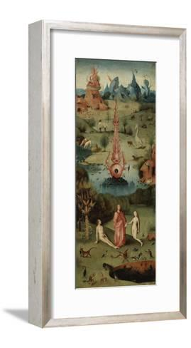 The Creation-Hieronymus Bosch-Framed Art Print