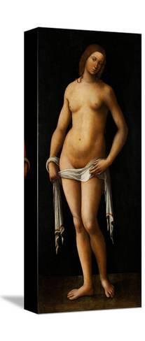 Venus-Lorenzo Costa-Stretched Canvas Print