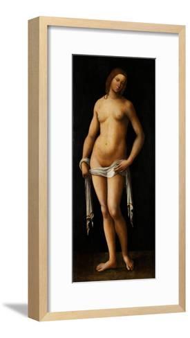 Venus-Lorenzo Costa-Framed Art Print
