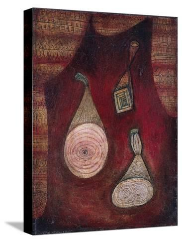 Omega 5-Paul Klee-Stretched Canvas Print