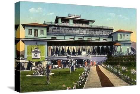 Shri Pratap Singh Museum, Srinagar, Kashmir, India, Early 20th Century--Stretched Canvas Print