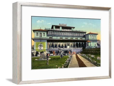 Shri Pratap Singh Museum, Srinagar, Kashmir, India, Early 20th Century--Framed Art Print