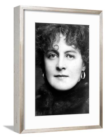 Marie Studholme, British Actress, C1900s- Johnston & Hoffmann-Framed Art Print