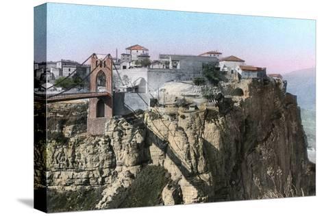 Pont Sidi M'Sid, Constantine, Algeria--Stretched Canvas Print