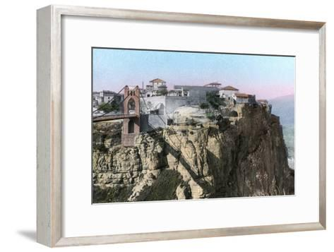 Pont Sidi M'Sid, Constantine, Algeria--Framed Art Print