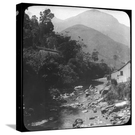 Near Petrópolis, Rio De Janeiro, Brazil, Late 19th or Early 20th Century--Stretched Canvas Print