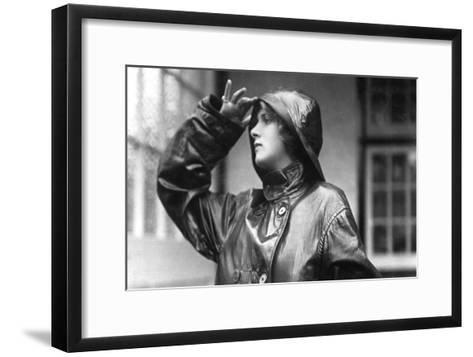 Gladys Cooper (1888-197), English Actress, 1900s--Framed Art Print