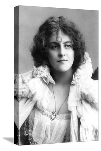 Marie Studholme (1875-193), English Actress, 1900s- Kilpatrick-Stretched Canvas Print