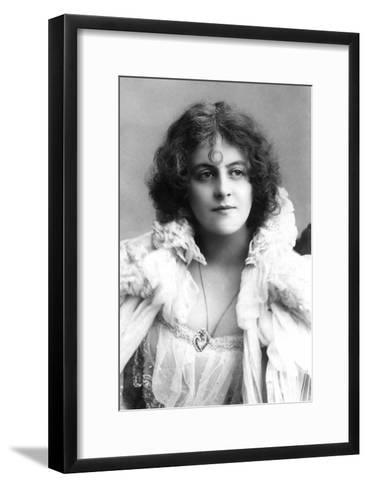 Marie Studholme (1875-193), English Actress, 1900s- Kilpatrick-Framed Art Print