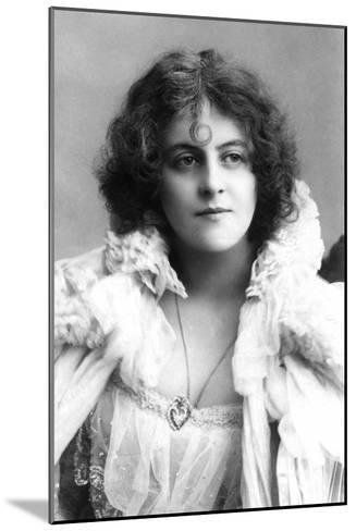Marie Studholme (1875-193), English Actress, 1900s- Kilpatrick-Mounted Giclee Print