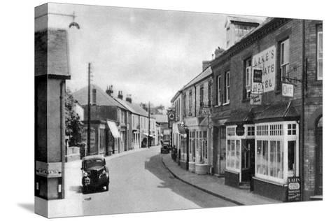 Cean Street, Braunton, Devon, Early 20th Century--Stretched Canvas Print