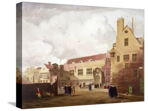 Leathersellers' Hall, Little St Helen'S, City of London, 1871--Stretched Canvas Print