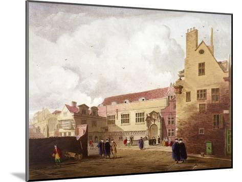 Leathersellers' Hall, Little St Helen'S, City of London, 1871--Mounted Giclee Print