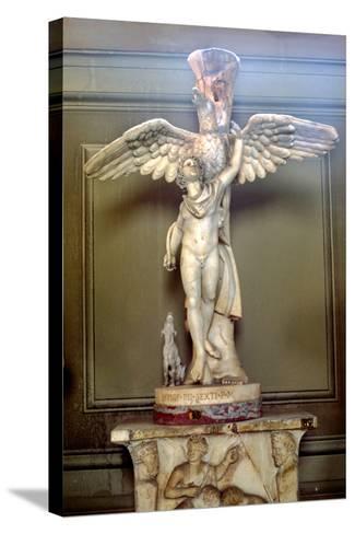 Ganymede--Stretched Canvas Print