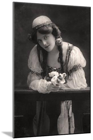 Maie Ash, Actress, 1900s--Mounted Giclee Print