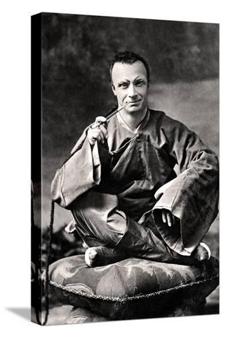 Huntley Wright (1869-194), English Actor, 1907- Ellis & Walery-Stretched Canvas Print