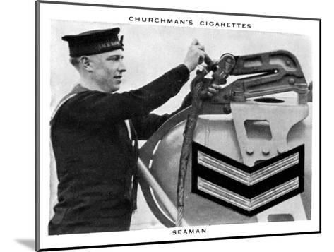 Seaman, 1937- WA & AC Churchman-Mounted Giclee Print