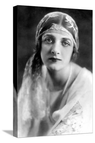 Gladys Cooper (1888-197), English Actress, 1900s-Bertram Park-Stretched Canvas Print