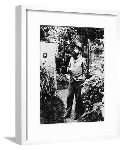 François-Constant Girel (1873-195)--Framed Art Print